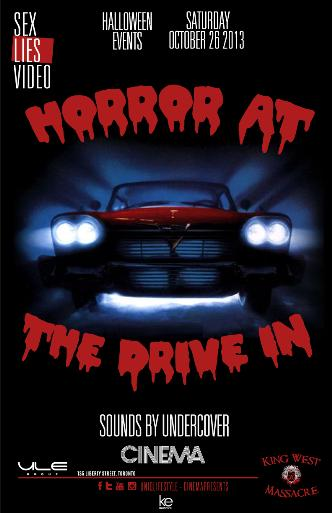 Horror at the Drive In