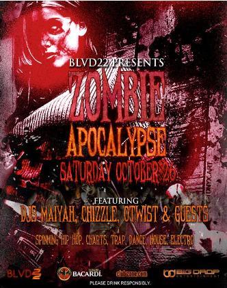 Zombie Apocalypse 2013