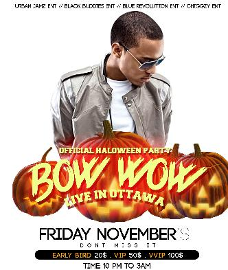 Bow Wow Mr. 106&Park in Ottawa