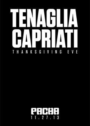 DANNY TENAGLIA JOSEPH CAPRIATI: Main Image