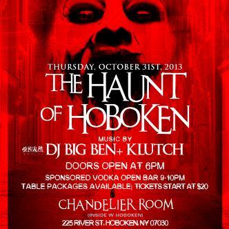 Haunt of Hoboken