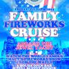 Family Fireworks Cruise at Jewel Yacht