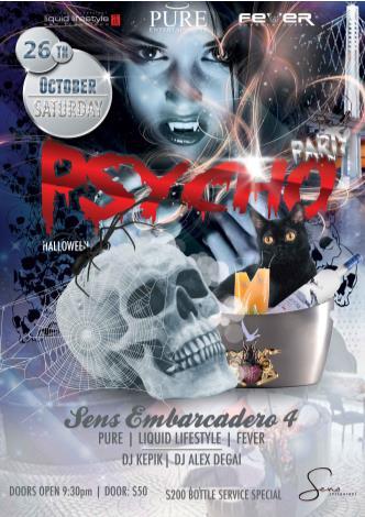 Psycho Halloween