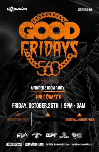 GOOD Fridays MASSIVE Halloween