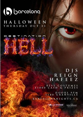 Destination Hell - Halloween