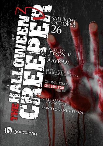 Halloween Creeper 3