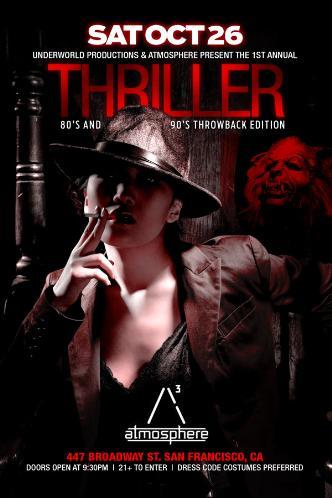 Thriller Throwback