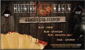 Haunted Kabin | 4 Nights
