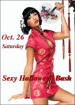 Singles  Halloween Bash