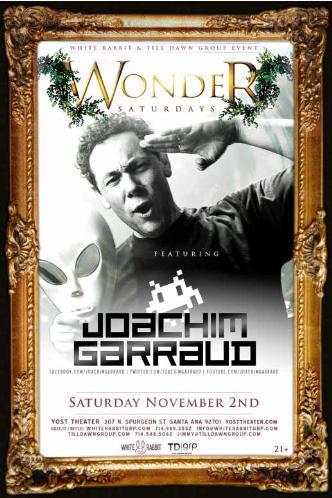 Wonder w/ Joachim Garraud: Main Image
