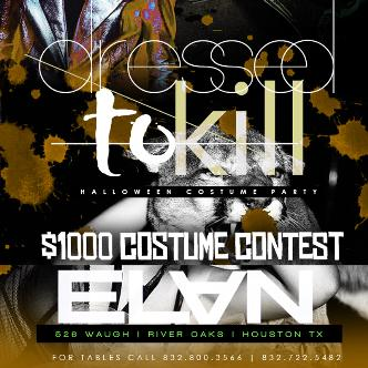 Dressed to Kill: Costume Party