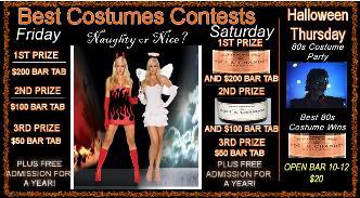 Halloween Best Costume Contest