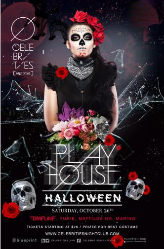 PLAYHOUSE Halloween