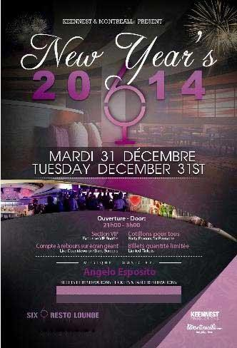 NYE 14 SIX Resto-Lounge