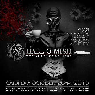 HALL-O-MISH 2013