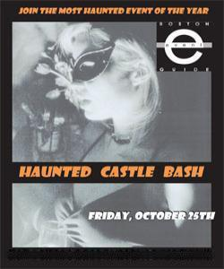 2for1 Haunted Castle @ ESTATE