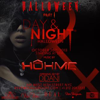 Day & Night Halloween Brunch 1