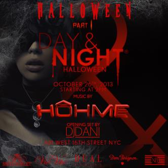 Day & Night Halloween - Part I
