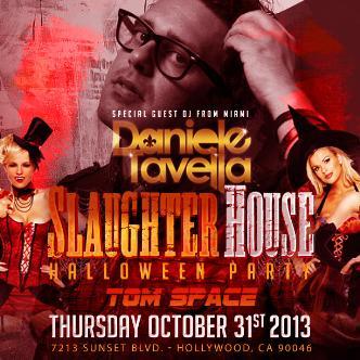 SLAUGHTER HOUSE Halloween Fest