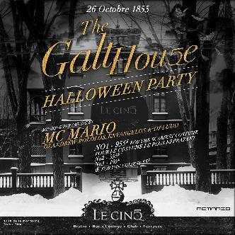 The Galt House Halloween Party
