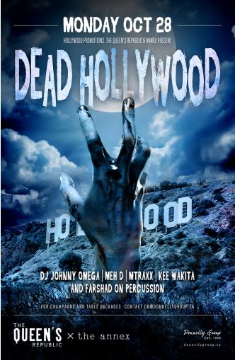 3RD ANNUAL DEAD HOLLYWOOD