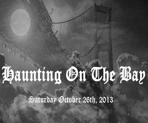 Haunting on the Bay