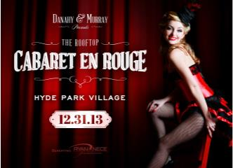 The Rooftop: Cabaret en Rouge