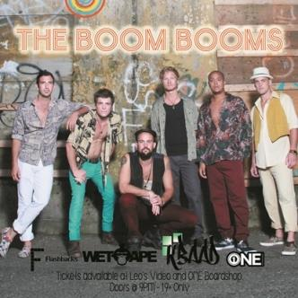 The Boom Booms: Main Image