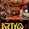 Freak Circus with Arty