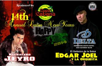 14th Annual Latin New Years