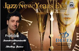 JAZZ NEW YEARS EVE