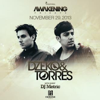 Awakening ft. Dzeko & Torres: Main Image