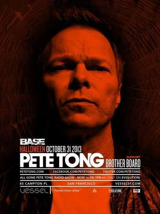 BASE: Pete Tong