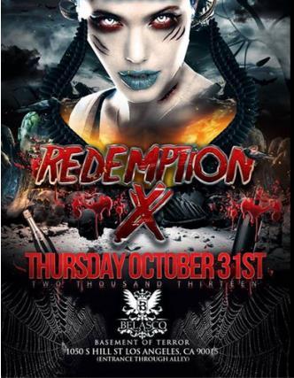 REDEMPTION X (18+)