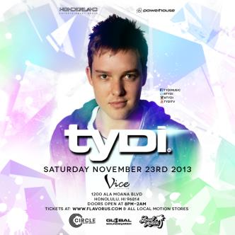 tyDi Hawaii: Main Image