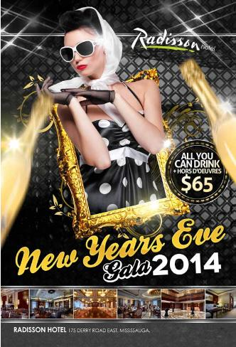 ALLINCLUSIVE NEW YEARS EVE