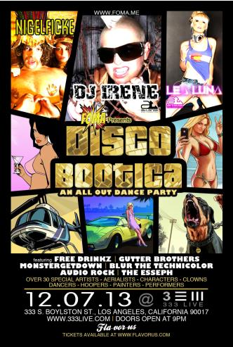 discobootica: Main Image