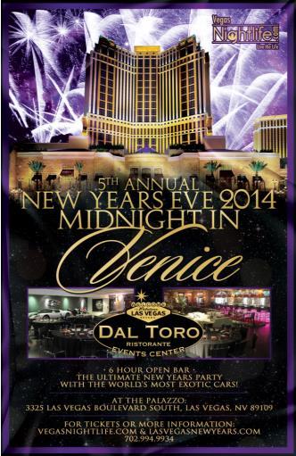 5th Annual Midnight in Venice