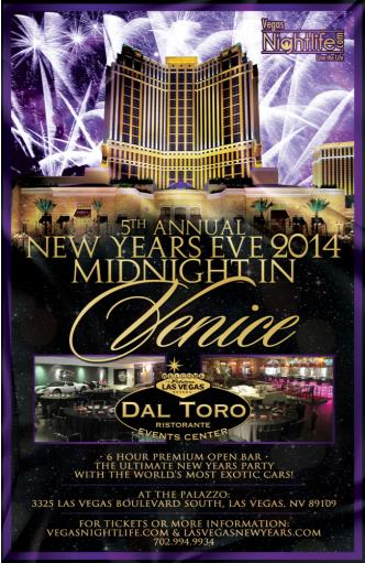 5th Annual Midnight in Venice