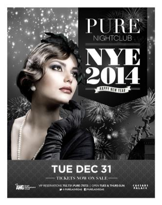 PURE New Years Eve