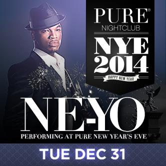 PURE New Years Eve with NE-YO