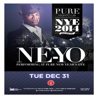 PURE New Years Eve with NE-YO
