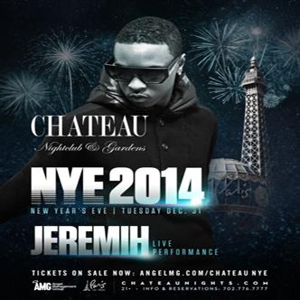 Chateau New Years Eve