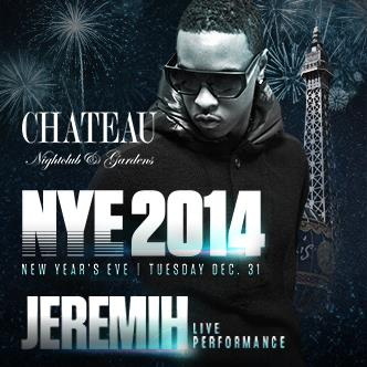 Chateau NYE with Jeremih