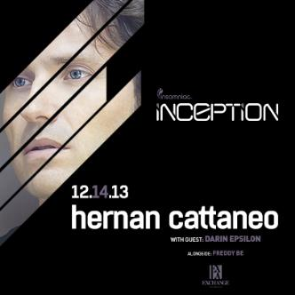 Inception ft. Hernan Cattaneo: Main Image