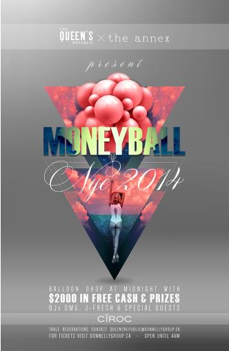 MONEYBALL NYE 2014