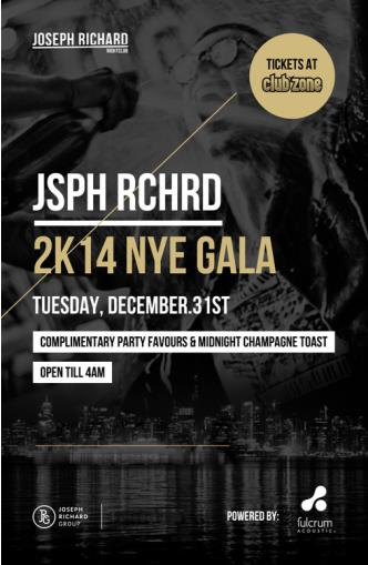 JOSEPH RICHARD NYE 2K14