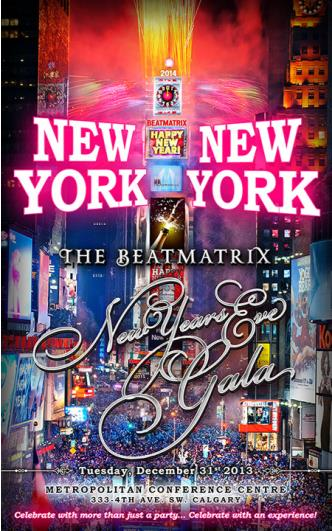 Beat Matrix New Years Eve Gala