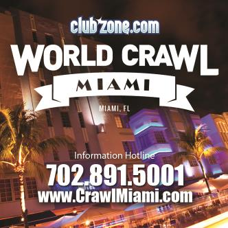 World Crawl Miami August 3
