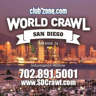 World Crawl San Diego - Mar 15